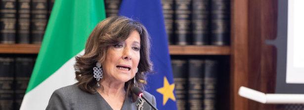 """Giornata della Memoria, Casellati: """"Nessun passo indietro nella lotta alla mafia"""""""