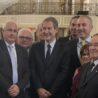 Incontro del presidente della Regione Sicilia, Nello Musumeci con alcune delegazioni della Confederazione dei Siciliani in Nord America