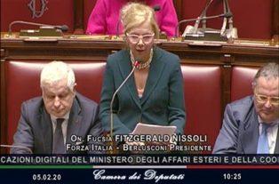 """Fucsia Nissoli (Fi): I miei emendamenti per migliorare il decreto """"Cura Italia"""""""