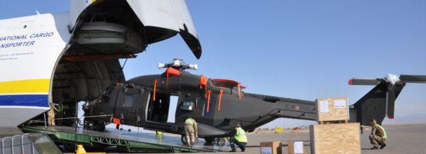 Missione in Afghanistan: la Joint Multimodal Operation Unit al lavoro per un ponte aereo