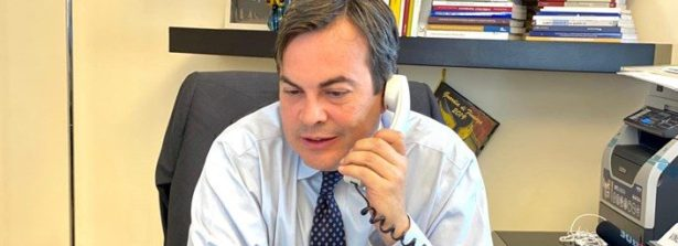 Soddisfazione del ministro per gli Affari Europei, Vincenzo Amendola, per l'approvazione del Piano nazionale di ripresa e resilienza da parte del Consiglio dei Ministri