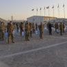Missione Afghanistan: commemorazione dei caduti al Train Advise Assist Command West