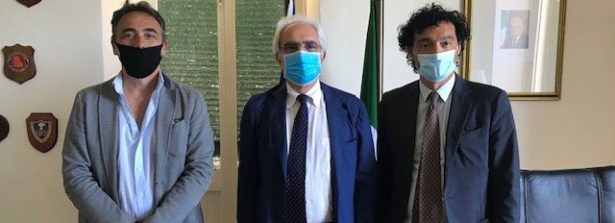 L'ambasciatore d'Italia a Malta, Mario Sammartino, ha ricevuto una delegazione del Maie