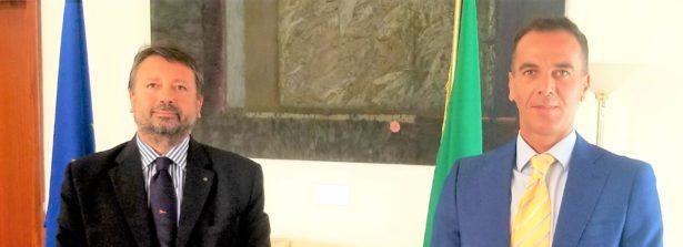 Marco Montecchi vice coordinatore Maie Europa con delega all'imprenditoria e alle Camere di commercio italiane nel mondo