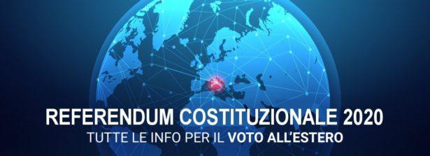 Referendum costituzionale 2020: l'Ambasciata d'Italia a Berna sull'invio dei plichi elettorali e la richiesta di duplicati