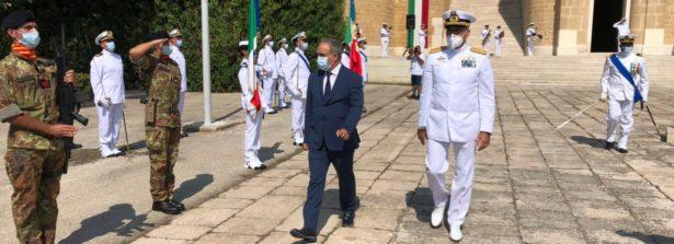 """Il Sottosegretario Giulio Calvisi, interviene a Brindisi alla cerimonia per la """"Giornata della memoria dei marinai scomparsi in mare"""""""