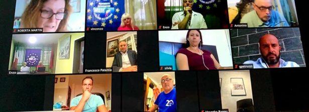 Videoconferenza Maie Europa, verso le elezioni dei Comites