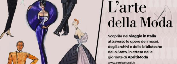 Viaggio in Italia attraverso l'arte della moda