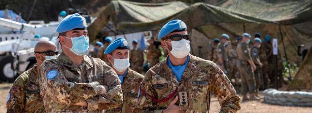 Missione in Libano: conclusa l'esercitazione Steel Storm