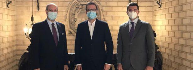 Missione istituzionale dell'ambasciatore d'Italia in Spagna, Riccardo Guariglia a Palma di Maiorca