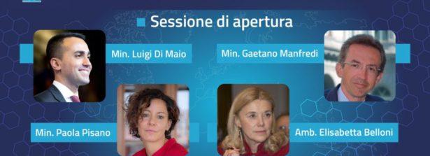 """Conferenza degli Addetti Scientifici 2020, Di Maio: """"L'emergenza sanitaria ha dimostrato l'importanza della cooperazione scientifica"""""""