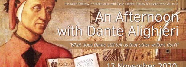 Lusaka, omaggio a Dante Alighieri