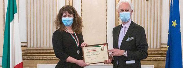 Italian Bilateral Scientific Cooperation Award 2020 – Premiata la ricercatrice Alessandra Fanciulli dell'Università di Innsbruck
