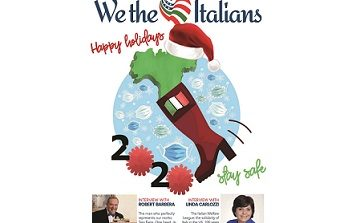 È online il numero #134 del magazine diWe the Italians