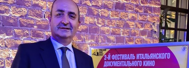 A Mosca cerimonia di inaugurazione della seconda edizione del Festival di Documentari Italiani – Italian Doc Fest (IDF) dicembre)