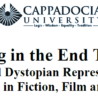 Dal 13 al 15 gennaio la Conferenza Living in the End Times: Utopian and Dystopian Representations of Pandemics in Fiction, Film and Culture""