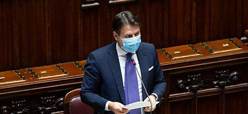 Crisi di Governo, il Premier Conte riferisce a Montecitorio e chiede sostegno per andare avanti