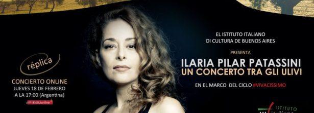 "A Buenos Aires: ""Un concerto tra gli Ulivi"""