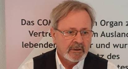 Intervista al Presidente del Comites di Hannover Giuseppe Scigliano
