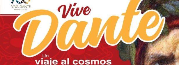 """Bogotà: """"Vive Dante. Un viaje al cosmos del Sumo Poeta"""""""