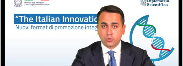"""""""The Italian Innovation"""", presentazione dei nuovi format multimediali di promozione integrata delle eccellenze, della scienza e della tecnologia italiana sui mercati esteri"""