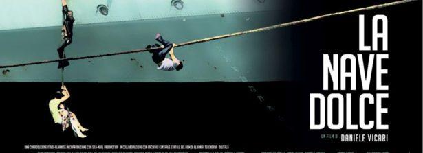 """All'IIC di Tirana la proiezione del documentario """"La nave dolce""""diDaniele Vicari"""