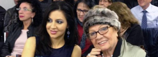 Scomparsa Marisa Ferretti Barth , prima donna italianaa sedere nel Senato del Canada