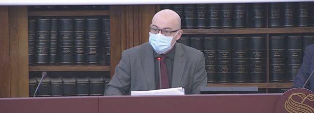 """Il ministro Roberto Cingolani in audizione al Senato sul Piano nazionale di ripresa e resilienza: """"In 3 settimane istruita la metà dei progetti green"""""""