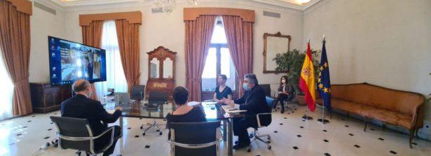 Colloquio tra il ministro della Cultura, Dario Franceschini e il suo omologo spagnolo Rodríguez Uribes: un piano europeo di ripartenza della cultura
