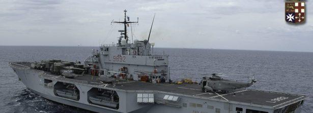 Missione Irini: Sottosegretario Pucciarelli, al Contrammiraglio Frumento il Comando in mare degli assetti aeronavali