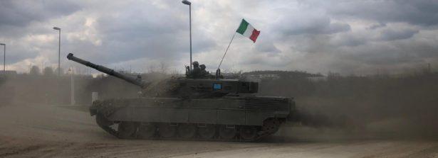"""Il 32° Reggimento carri alla """"Dragoon Ready 21"""""""