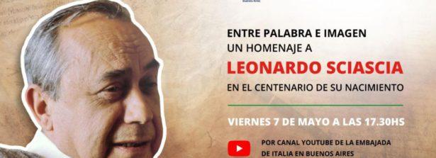 Ambasciata d'Italia in Argentina: webinar su Leonardo Sciascia