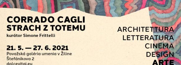 Il 20 maggio l'inaugurazione alla Galleria di Arte della Città diŽilina dell'allestimento dedicato all'artista Corrado Cagli