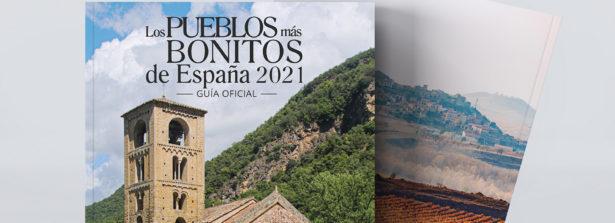 """""""Los Pueblos más bonitos de España"""", l'edizione 2021 della guida comprende 104 borghi spagnoli"""
