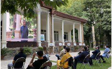 "Ambasciata d'Italia a Teheran: Isfahan nel nuovo episodio della serie ""Domus Eyes on Iran"""