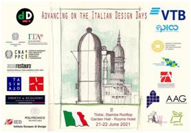 In Georgia tornano le Giornate del Design italiano