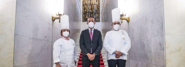 Il Sottosegretario Di Stefano firma protocollo d'intesa tra Farnesina e Federazione Internazionale Pasticceria, Gelateria e Cioccolateria