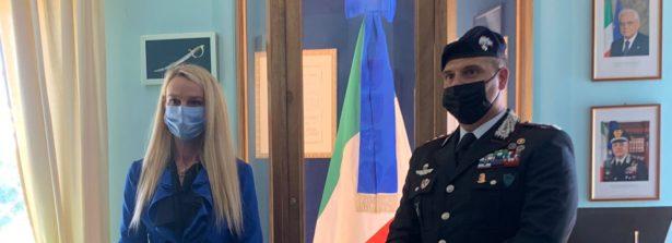 Sottosegretario Pucciarelli: Cacciatori di Calabria reparto di eccellenza dei Carabinieri
