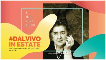 All'Ambasciata d'Italia e Berlino un omaggio ad Alda Merini