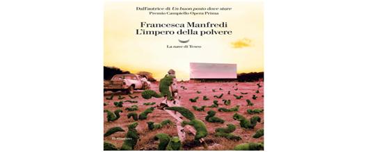 """All'IIC di Amburgo Francesca Manfredi presenta il suo romanzo """"L'impero della polvere"""""""