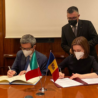 Il Ministro Orlando firma accordo in materia di sicurezza sociale con la Presidente della Repubblica di Moldova