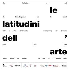 """Biennale """"Le Latitudini dell'Arte"""": a l'Aja in mostra artisti contemporanei italiani e olandesi"""
