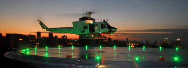 Libano: elicottero italiano in missione di soccorso a favore di un peacekeeper