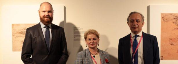 Ambasciata d'Italia a Mosca, una mostra su Leonardo fino al 22 agosto