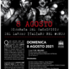 """L'Associazione Bellunesi nel Mondo celebra la """"Giornata del sacrificio del lavoro italiano nel mondo"""""""