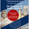 """Il 5 agosto lo spettacolo teatrale """"Sulle tracce di Dante Alighieri"""" organizzato dal Consolato generale di Nizza per i 700 anni della morte del Sommo Poeta"""