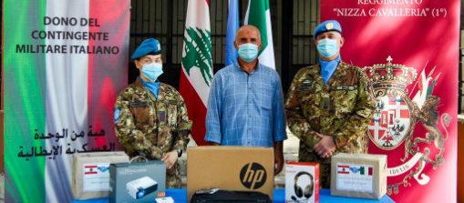 UNIFIL: l'Italia in prima linea a supporto della popolazione