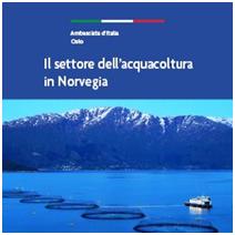 """""""Acquacoltura"""", dall'Ambasciata d'Italia a Oslo un nuovo e-book sull'industria ittica norvegese per gli operatori economici e italiani"""