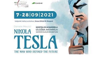 Istituto di Cultura di Belgrado, una mostra su Nikola Tesla