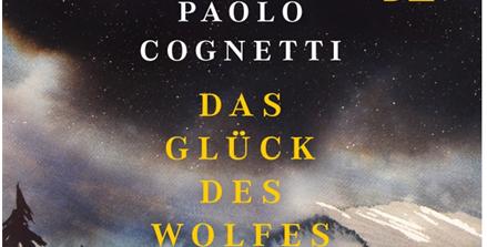 """Germania, """"La felicità del lupo"""": il libro di Cognetti ad Amburgo"""